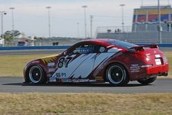 #87 Eastern Competition Promotorsports Nissan 350Z: George Corso, Jeff Hersch