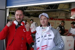 Ralf Schumacher ve Peter Neururer