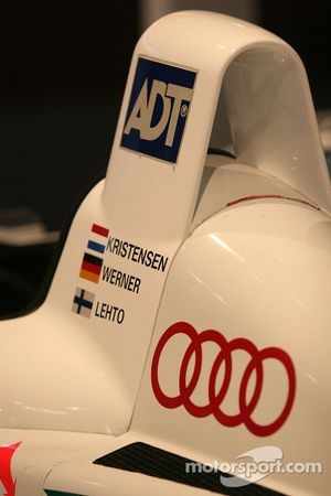 Tom Kristensen, the man from… Holland!
