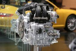 Porsche powerplant