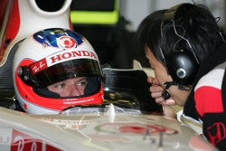 Rubens Barrichello ve Katoh