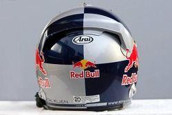 Helmet of Christian Klien