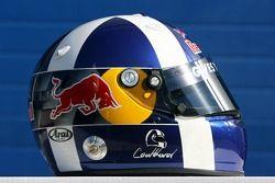 Helmet of David Coulthard