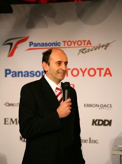 Luca Marmorini, Teknik Direktörü motor