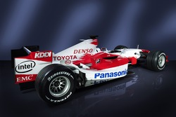 The Toyota TF106