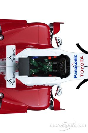 Toyota TF106: Detail