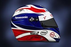 Helmet, Olivier Panis