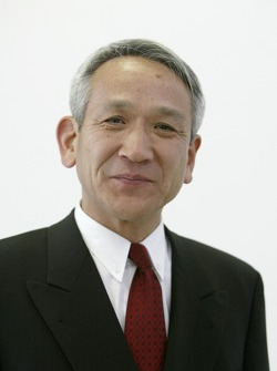 Tsutomu Tomita, directeur et team principal (Toyota Motorsport GmbH)