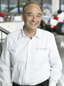 John Howett, président (Toyota Motorsport GmbH)