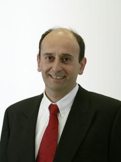 Luca Marmorini, directeur technique des moteurs (Toyota Motorsport GmbH)