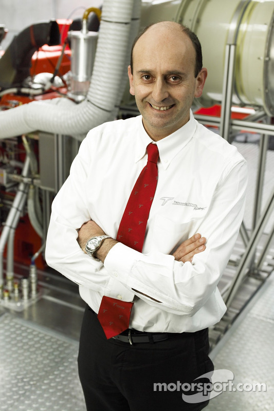 Luca Marmorini, Technical Director Engine (Toyota Motorsport GmbH)