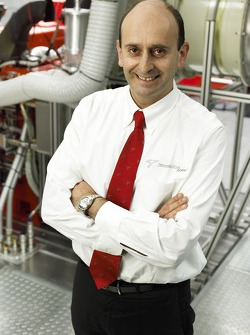 Luca Marmorini, Technical Director Engine (Toyota Motorsport GmbH)