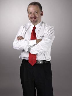 Mike Gascoyne, directeur technique du châssis (Toyota Motorsport GmbH)