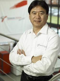 Noritoshi Arai, directeur technique en charge de la coordination (Toyota Motorsport GmbH)