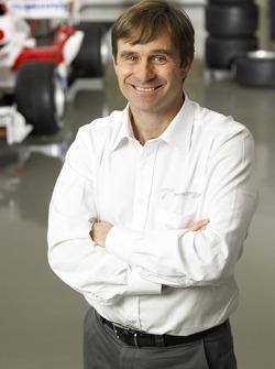 Pascal Vasselon, manager général du design et du développement (Toyota Motorsport GmbH)