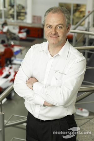 Richard Cregan, Team Manager (Toyota Motorsport GmbH)