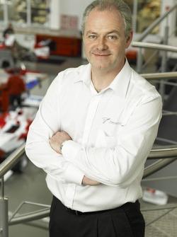 Richard Cregan, Takım Menajeri (Toyota Motorsport GmbH)