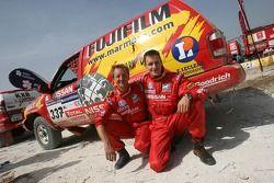Benoit Rousselot et Sylvain Poncet