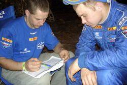 Sergey Reshetnikov et Eduard Nikolaev