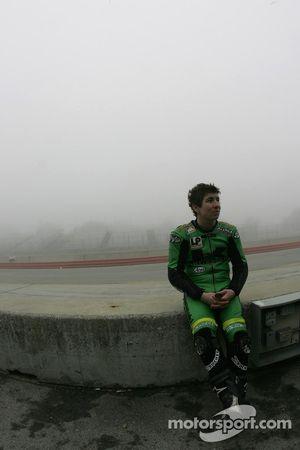 Roger Lee Hayden dans le brouillard