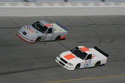 Chase Montgomery et David Ragan