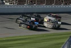 Bobby Hamilton leads the pack