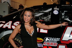 Alyssa Sharman, contestant for Ms. Motorsports 2006