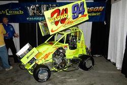 La voiture de Matt Mountz
