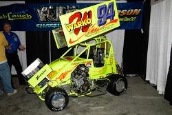 Matt Mountz's #94. We love those offset engines.