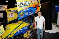 Scott Glover pilotera la #14 358 Sprint Car au Lincoln Speedway cette saison