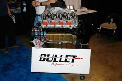 Je me demande si ce Bullet-built V8 entrera