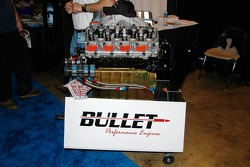 Wonder if this Bullet-built V8 will fit in that cart