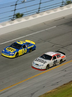 Jeff Green and Carl Edwards