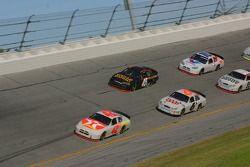 Casey Mears leads the pack