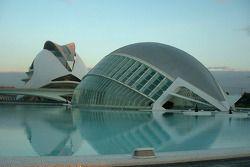 Nouveau jour sur la Ciudad de las Artes y las Ciencias