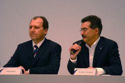 Willy Rampf ve Mario Theissen