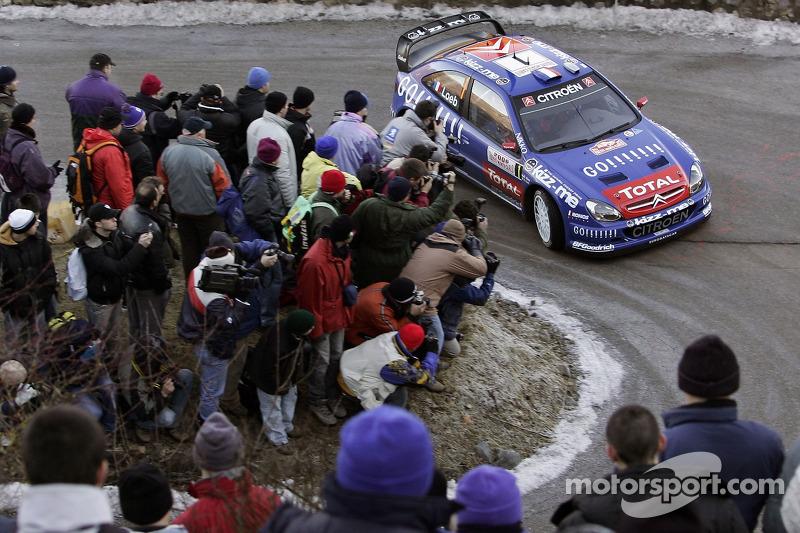 Stagione 2006, terzo titolo WRC e ...