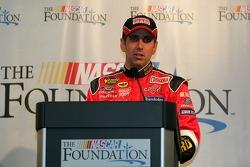 Conférence de presse de la NASCAR: Greg Biffle