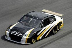Pilote d'essai NASCAR Brett Bodine, les pilotes avec un aileron arrière