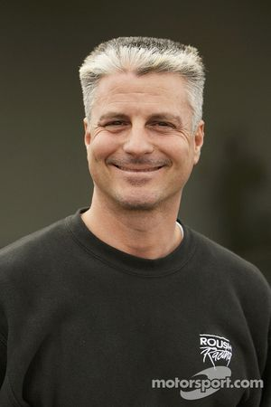 Pierre Kuettel, crew chief for the #60 Ameriquest Henkel Ford team