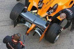 Détails de la McLaren MP4-21