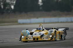 #9 Highcroft Racing Lola EX257-AER: Andy Wallace