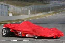 Ferrari 248 F1 about be unveiled