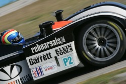 #37 Intersport Racing Lola B05/40 AER: Jon Field, Clint Field, Liz Halliday