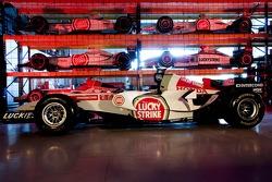 The new Honda Racing RA106