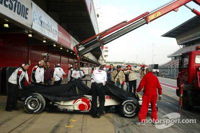 Honda Racing RA106 launch