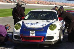#74 Tafel Racing Porsche GT3 Cup: Eric Lux, Charles Espenlaub, Andrew Davis, Jim Tafel, Mike Cawley