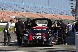 #4 Howard-Boss Motorsports: Andy Wallace, Butch Leitzinger, Tony Stewart
