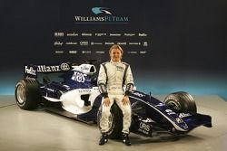 Nico Rosberg ve yeni Williams FW28