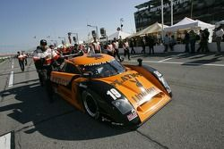 Playboy Uniden Racing Ford Crawford